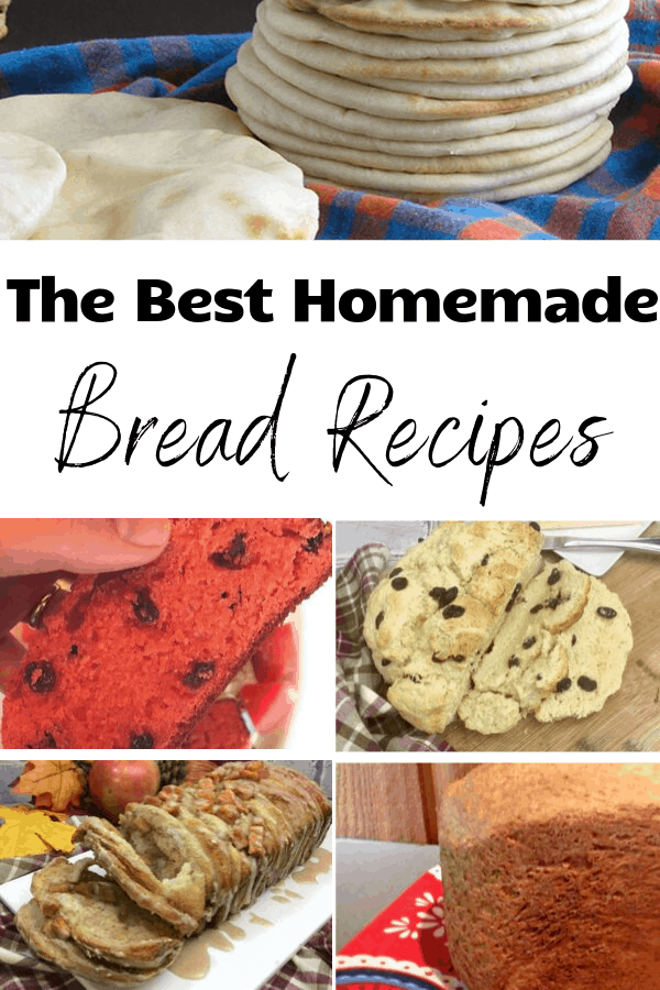 The Best Homemade Bread Recipes