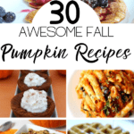 awesome fall pumpkin recipes to try