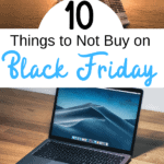 10 Things Not to Buy on Black Friday cover