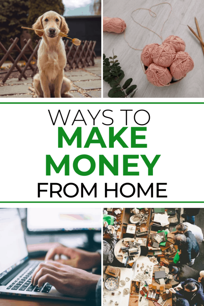Easy Work From Home Job Ideas