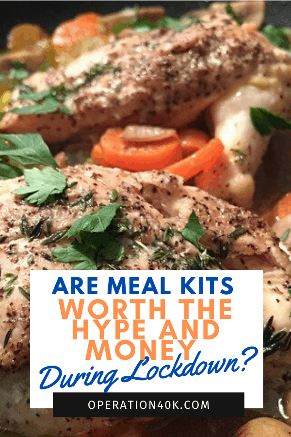 Are Meal Kits Worth the Hype and Money During Lockdown?