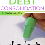 debt consolidation cover image