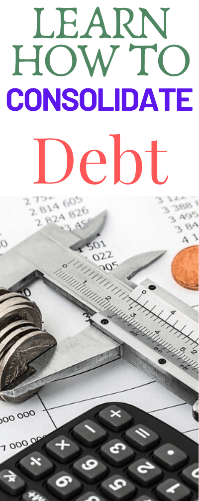 All About Debt Consolidation and How it Works