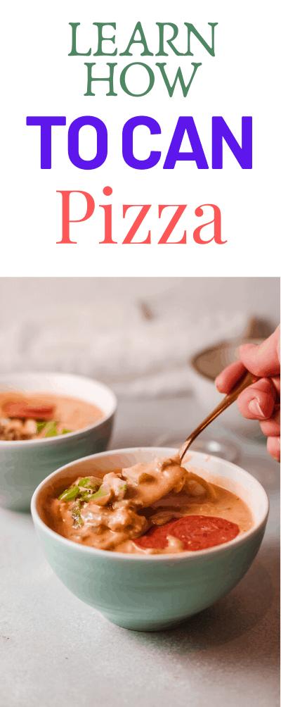 Supreme Pizza Soup – A Budget Treat