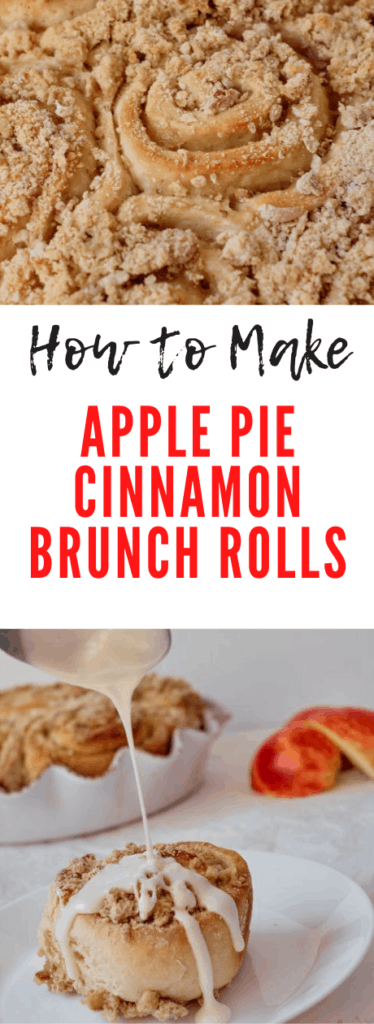 Apple Pie Rolls That are Totally Brunch Worthy