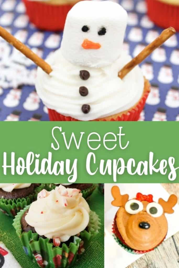 The Best Sweet Holiday Cupcakes To Celebrate the Season