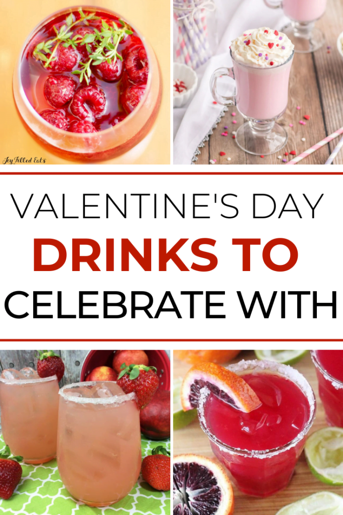 Valentine's Day Drinks to Celebrate with Your Love