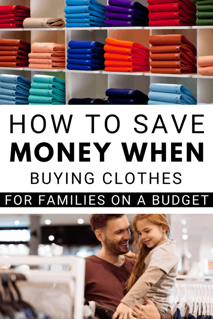 The Best Ways to Save Money On Clothes