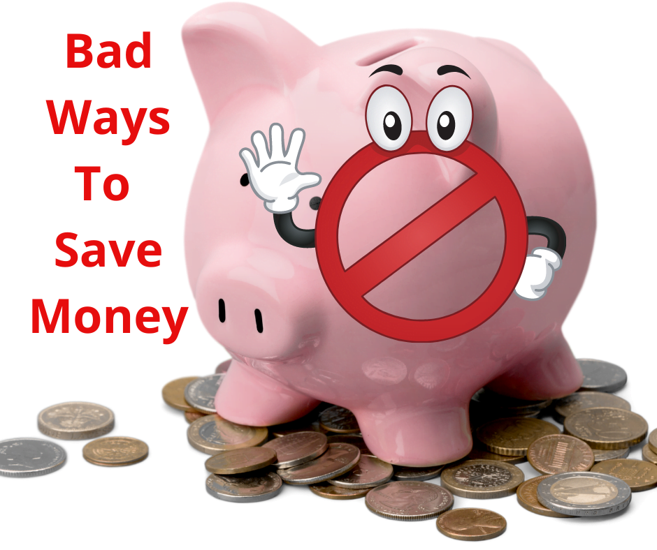 Bad Ways To Save Money Like Feeding a Family of 6 For a Buck