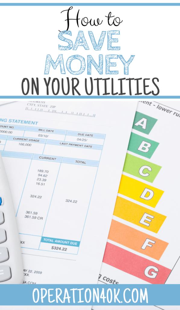 Save Money on Utilities: Tips and Tricks for Saving Big Bucks