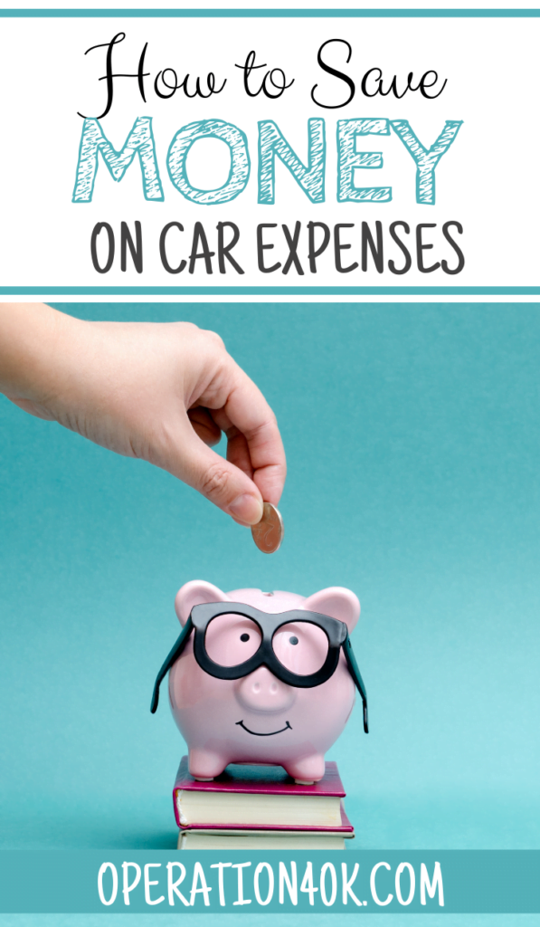 How to Save Money on Car Expenses