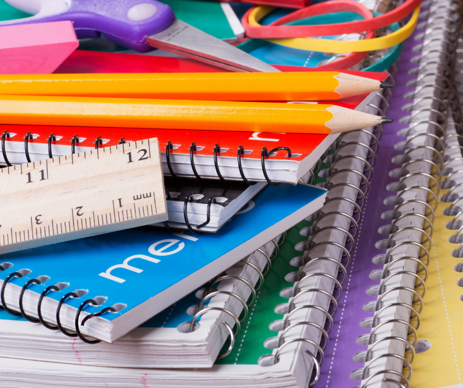tax-free week or weekend to shop for school supplies