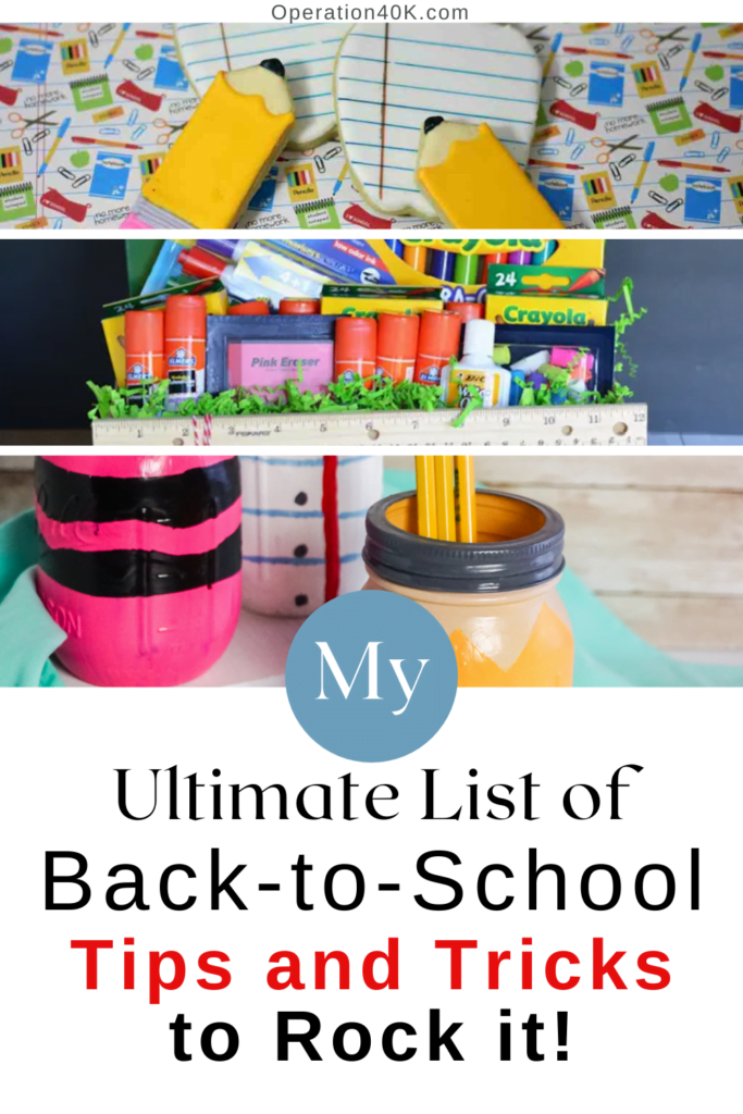 How to Rock Back-to-School Time as a Parent