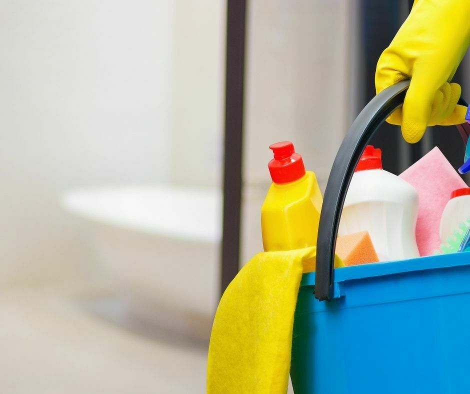 housecleaning as a side hustle
